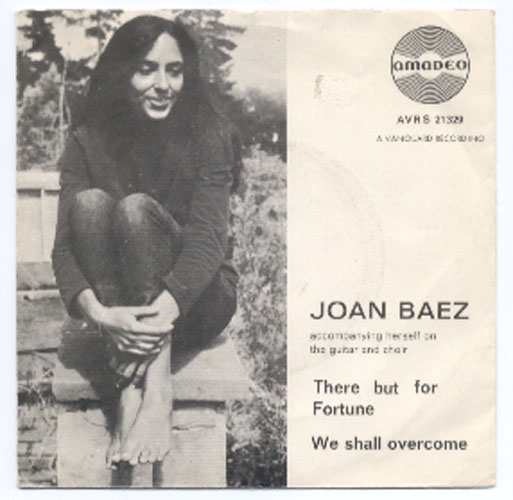 "JOAN BAEZ ""We shall overcome"""