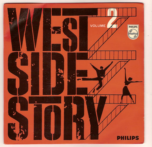 "WEST SIDE STORY ""West Side Story vol. 2"" EP"