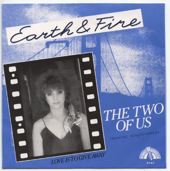 "EARTH & FIRE ""The two of us"""