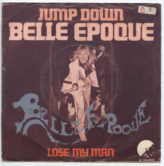"BELLE EPOQUE ""Jump down"""