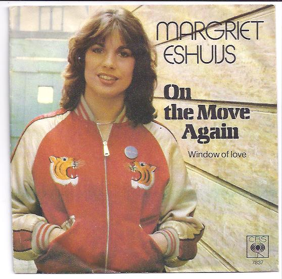 "MARGRIET ESHUIJS ""On the move again"""