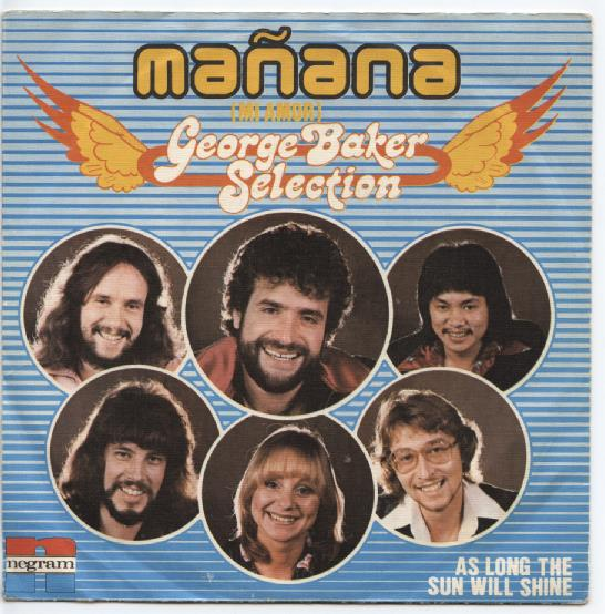 "GEORGE BAKER SELECTION ""Mañana (mi amor)"""