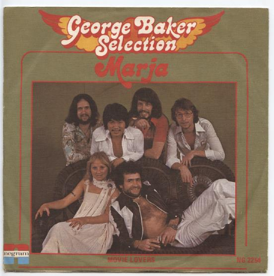 "GEORGE BAKER SELECTION ""Marja"""
