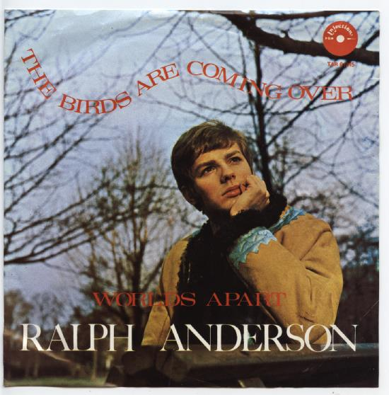 "RALPH ANDERSON ""The birds are coming over"""