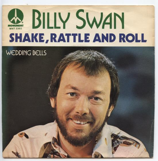 "BILLY SWAN ""Shake, rattle and roll"""