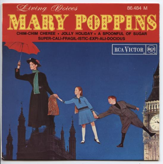 "LIVING VOICES ""Mary Poppins"" EP"