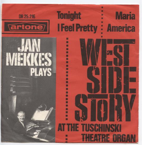 "JAN MEKKES ""West Side Story"""