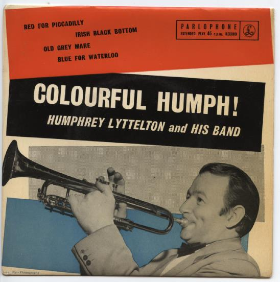 "HUMPHREY LYTTELTON ""Colourful Humph"" EP"