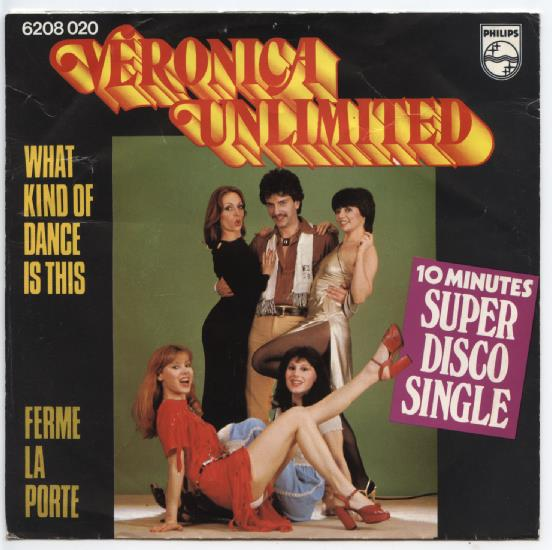 "VERONICA UNLIMITED ""What kind of dance is this"""