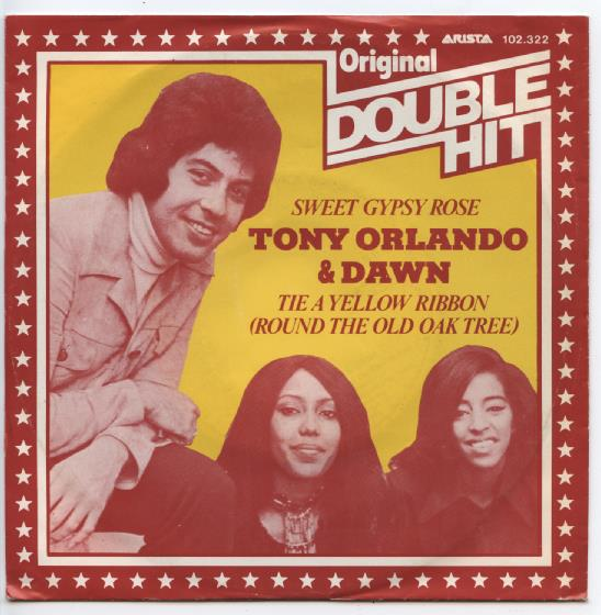 "TONY ORLANDO & DAWN ""Sweet Gypsy Rose"""