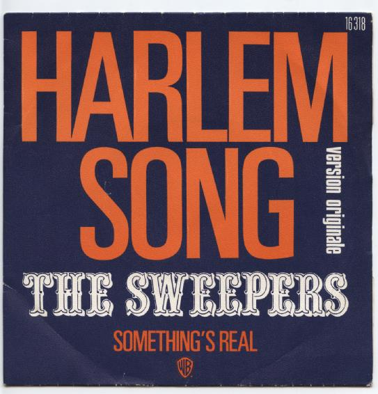 "THE SWEEPERS ""Harlem song"" (fr)"