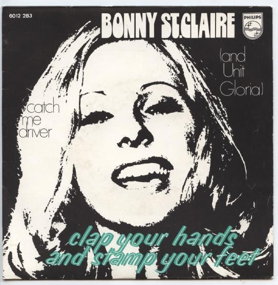 "BONNIE ST.CLAIRE ""Clap your hands and stamp your feet"" (b)"