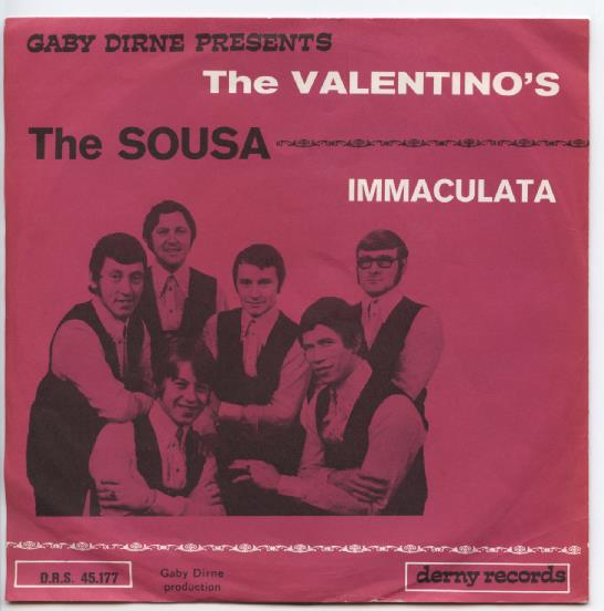 "THE VALENTINO'S ""The sousa"""