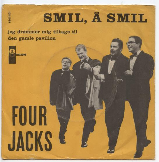 "FOUR JACKS ""Smil, å smil"""