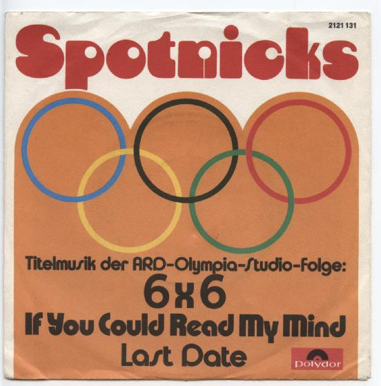 "SPOTNICKS ""If you could read my mind"""