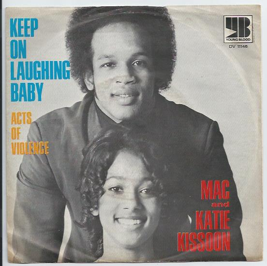 "MAC & KATIE KISSOON ""Keep on laughing baby"""