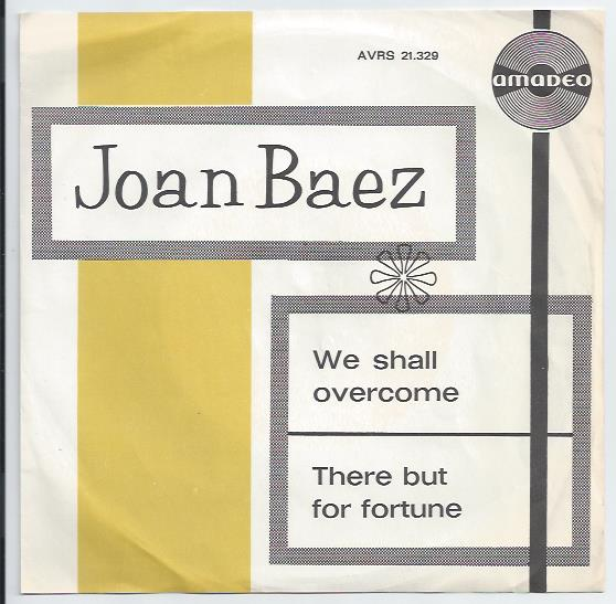 "JOAN BAEZ ""We shall overcome"" (A)"