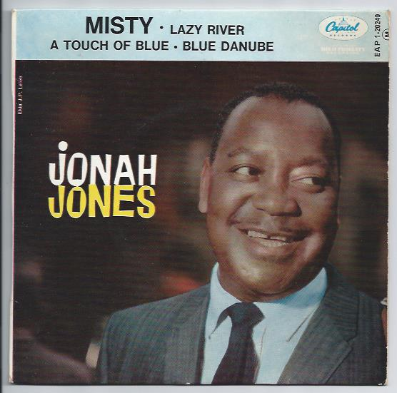 "JONAH JONES QUARTET ""Misty"" EP"