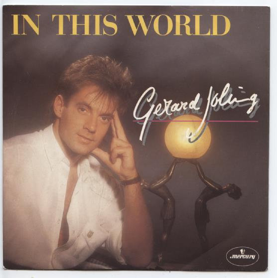 "GERARD JOLING ""In this world"""