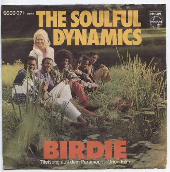 "THE SOULFUL DYNAMICS ""Birdie"""