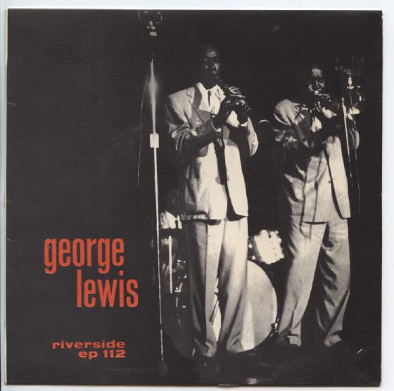 "GEORGE LEWIS ""Salty dog vol. 1"" EP"