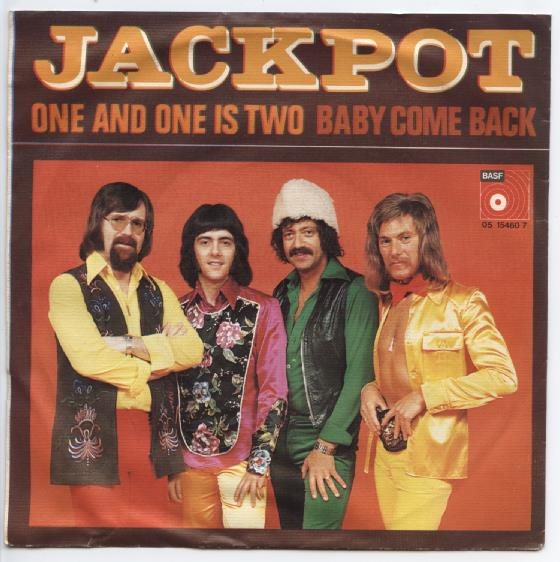 "JACKPOT ""One and one is two"""