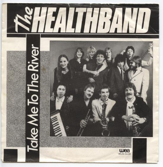 "HEALTHBAND ""Take me to the river"""