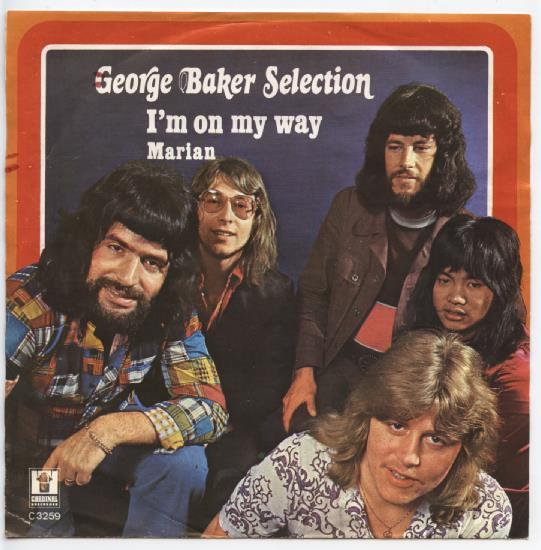 "GEORGE BAKER SELECTION ""I'm on my way"" (b)"