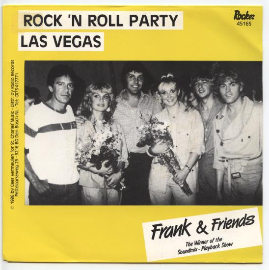 "FRANK & FRIENDS ""Rock 'n Roll Party"""