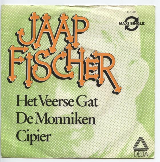 "JAAP FISCHER ""Cipier"" (Maxi-Single)"