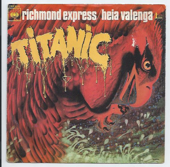 "TRITANIC ""Richmond Express"""