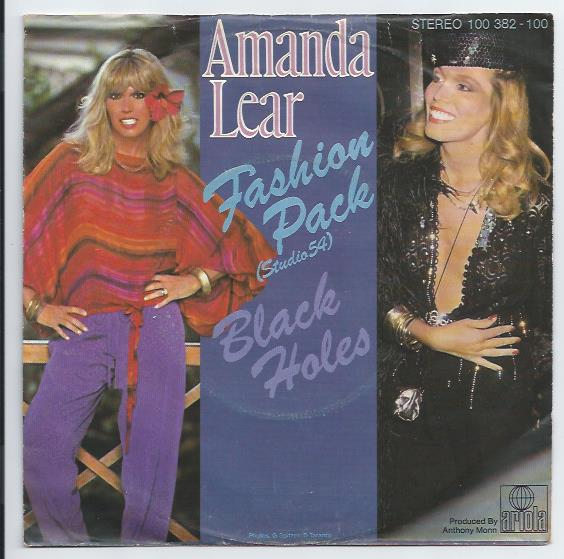 "AMANDA LEAR ""Fashion pack"""