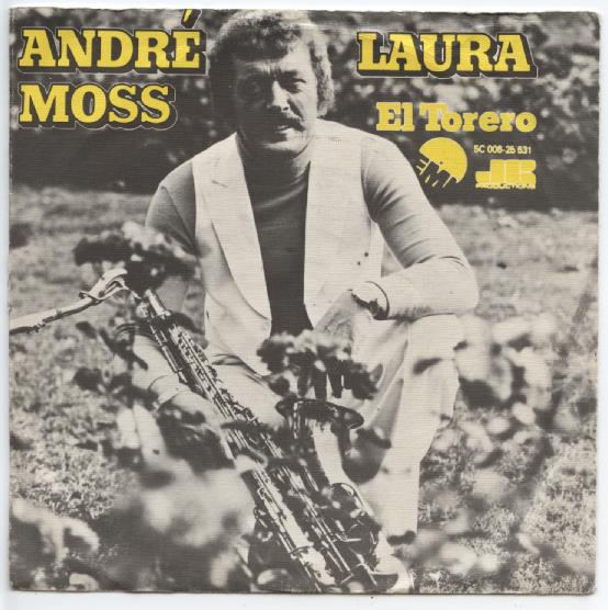 "ANDRE MOSS ""Laura"""