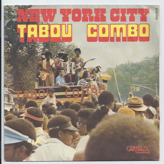 "TABOU COMBO ""New York City"" (fr)"