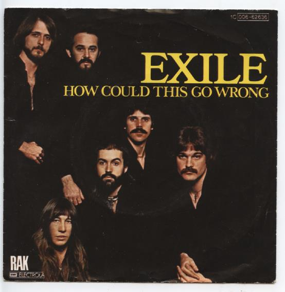 "EXILE ""How could this go wrong"" (d)"