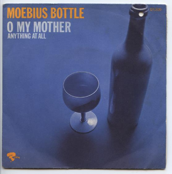 "MOEBIUS BOTTLE ""O my mother"""