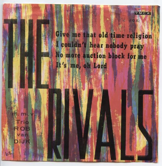 "RIVALS ""Give me that old time religion"" EP"