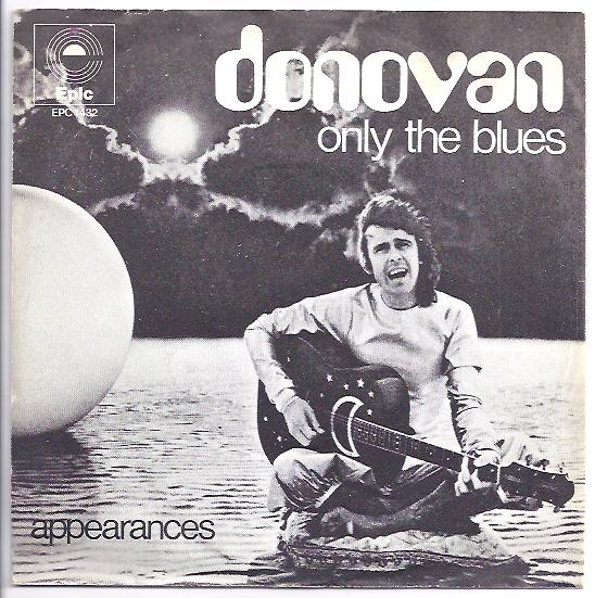 "DONOVAN ""Only the blues"""