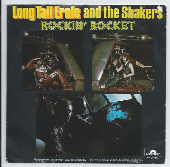 "LONG TALL ERNIE & THE SHAKERS ""Rockin' rocket"""