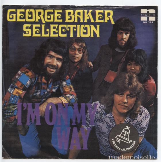 "GEORGE BAKER SELECTION ""I'm on my way"""