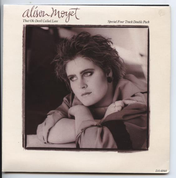 "ALISON MOYET ""That ole devil called love"" (Special 4 track)"