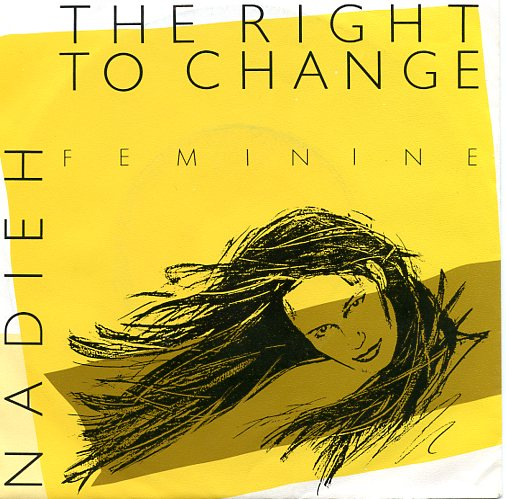 "NADIEH ""The right to change"""