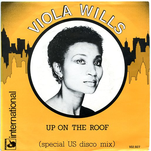 "VIOLA WILLS ""Up on the roof"""