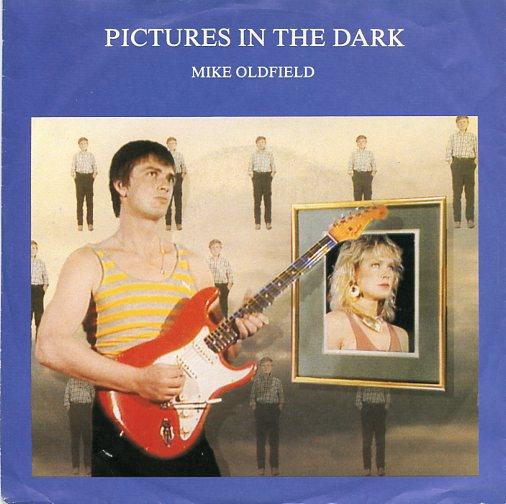 "MIKE OLDFIELD ""Pictures in the dark"""