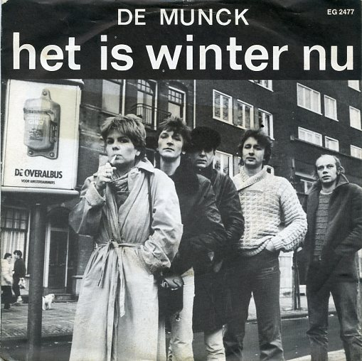 "MUNCK ""Het is winter nu"""
