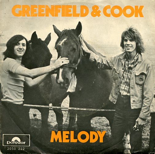 "GREENFIELD & COOK ""Melody"""