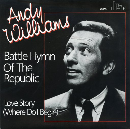 "ANDY WILLIAMS ""Battle hymn of the Republic"" (br.music)"