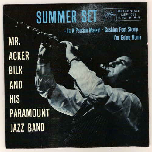 "MR.ACKER BILK ""Summer Set"" EP"