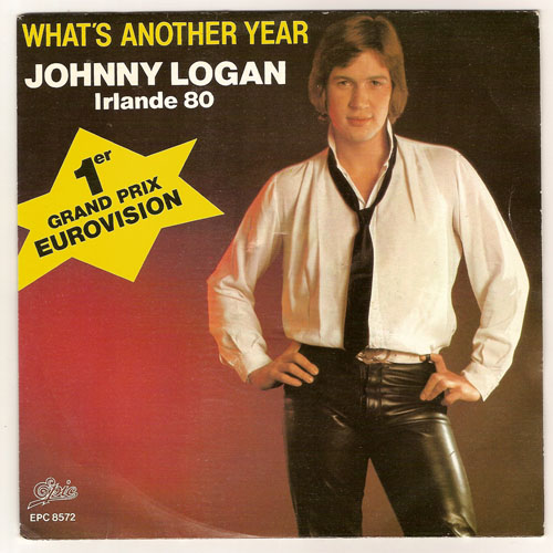 "JOHNNY LOGAN ""What's another year"" 1980 (fr)"