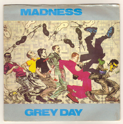 "MADNESS ""Grey day"""